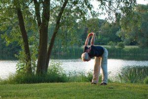 Seniorengymnastik mit Iris Unland